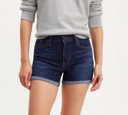 Levis Dame - Mid lenght short upate thuggish