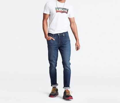 Levis - 512 slim Taper fit / Adriatic adapt
