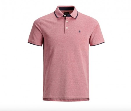 Jack & Jones - Paulos polo / Rød